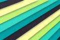 Картинка салатовый, линии, текстура, голубой, material