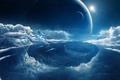Картинка planet, colors, landscape
