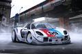 Картинка Porsche, 918, Tuning, Supercar, RWB, Rauh, Welt, Begriff, by Khyzyl Saleem