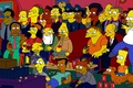 Картинка мультфильм, симпсоны, спрингфилд