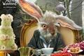 Картинка Кролик, застолье, алиса в стране чудес