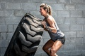 Картинка crossfit, workout, tire