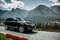 Картинка Range Rover, Black, Mountains