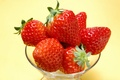 Картинка ягоды, сладкое, Strawberry, фрукты, клубника