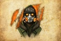 Картинка J-Dog, Hollywood Undead, artwork, Notes from the Underground