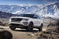 Картинка 2015, горы, Explorer, Ford, XLT, камни, Sport