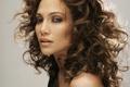Картинка локоны, кудри, дженнифер лопез, актриса, Jennifer Lopez, певица, волосы