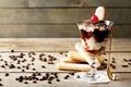 Картинка мороженое, cakes, выпечка, десерт, dessert, печенье, кофе, coffee, ice cream, cookies, зерна