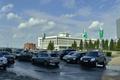 Картинка лето, машины, улицы, Сибирь, Томск