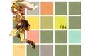 Картинка vocaloid, бантик, девушка, Rin Kagamine, вокалоид