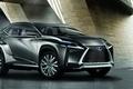 Картинка Concept, Lexus, Crossover, LF-NX