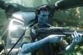 Картинка Avatar, оружие, вертолет, аватар