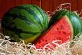 Картинка семена, арбуз, мякоть, лето, кора, ломтик