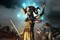 Картинка меч, весы, богиня, правосудие, слепая, фемида