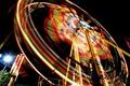 Картинка цвет, развлечения, колесо обозрения, ночь