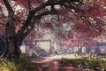 Картинка Shadow Warrior 2, Game, Деревья
