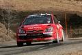 Картинка Красный, Авто, Гонщик, Citroen, Фары, WRC, Rally