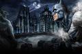 Картинка Бэтмэн, готхэм, ночь