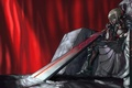 Картинка Fate/stay night, воин, меч
