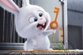 Картинка adventure, design, Kevin Hart, teeth, movie, Snowball, rabbit, smile, key, animal, film, cinema, hair, family, ...