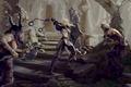 Картинка Diablo 3, battle, Diablo 3: Reaper of Souls, девушка, crusader