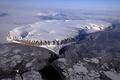 Картинка снег, пейзаж, льдины, Гренландия