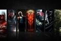 Картинка Batman Arkham City, Брюс Уэйн, Diablo 3, Crysis, Assassins Creed, Mass Effect, Hitman, Witcher, Шепард, ...