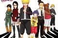 Картинка Haruno, Naruto, ANBU, oriental, asiatic, genin, ninjaken, asian, shinobi, Uchiha, Boruto, katana, kuwaii, Uchiha Sarada, ...