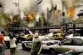 Картинка кинг-конг жив, пресса, хаос, журналисты