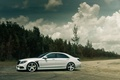 Картинка Mercedes-Benz, Brabus, брабус, белый, S Class, мерседес бенц, Vellano Wheels, S 550