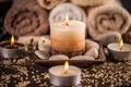 Картинка боке, свечи, candles, spa