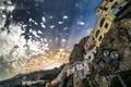 Картинка Amalfi, Sunset, Italy, Campania