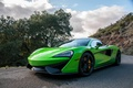 Картинка Mclaren, Super car, 570s, Green