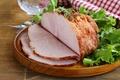 Картинка мясное блюдо, зелень, запеченное мясо, салат