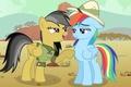 Картинка MLP:FIM, My little pony, Rainbow Dash, MLP, Daring Do