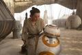 Картинка пустыня, робот, Star Wars, Звёздные Войны, The Force Awakens, Daisy Ridley, Дэйзи Ридли, Пробуждение Силы, ...