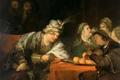 Картинка Пир Артаксеркса, мифология, Арт де Гелдер, картина