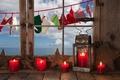 Картинка новый год, рождество, свечи