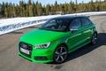 Картинка Sportback, quattro, Audi, green
