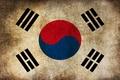 Картинка South korea, корея, флаг, круг, цвета, линии