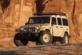 Картинка джип, Africa, 2015, Wrangler, Jeep, вранглер, концепт, Concept