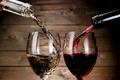 Картинка glass, wine, bottles, cellar