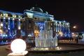 Картинка Украина, привокзальная площадь, Харьков