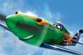 Картинка adventure, personalized, tracing, flame, eye, sky, Disney, film, cinema, mouth, Ripslinger, aircraft, tuning, Planes, animation, ...