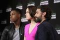 Картинка Daisy Ridley, Star Wars Celebration, Oscar Isaac, John Boyega