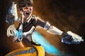 Картинка Tracer, Overwatch, Game, Blizzard Entertainment
