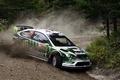 Картинка rally, ford focus, monster, british, wrc