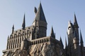 Картинка Hogwarts, themepark, замок