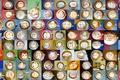 Картинка coffee-art, латте-арт, кофе, рисунки, чашки