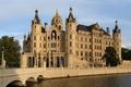 Картинка Германия, Шверинский, замок